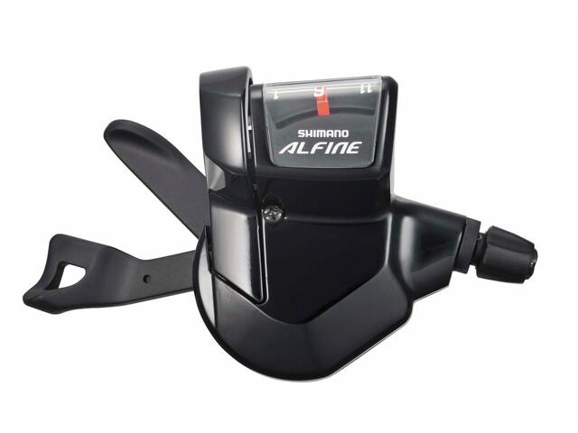 Shimano Alfine SL-S700 Växelreglage 11-växlad svart